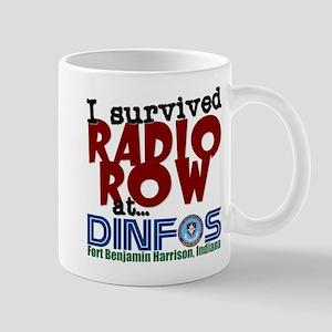 Radio Row Survivor Mug