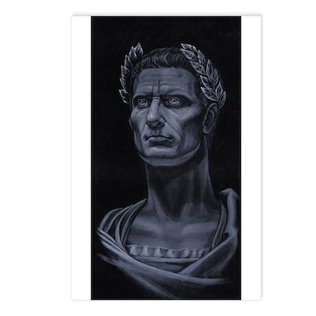 Julius Caesar Postcards (Package of 8)