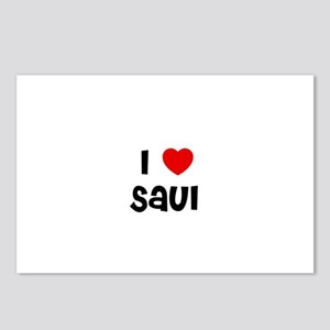 I * Saul Postcards (Package of 8)