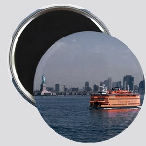 Staten Island Ferry Magnet