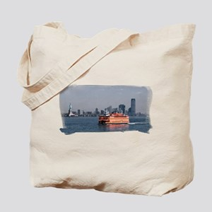 Staten island ferry gifts cafepress staten island ferry tote bag negle Images