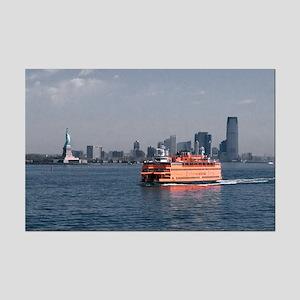Staten Island Ferry Mini Poster Print