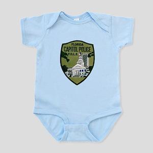 Florida Capital Police Infant Bodysuit