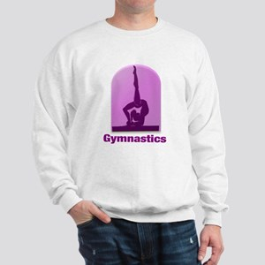 I Love Gymnastics #11 Sweatshirt