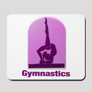 I Love Gymnastics #11 Mousepad