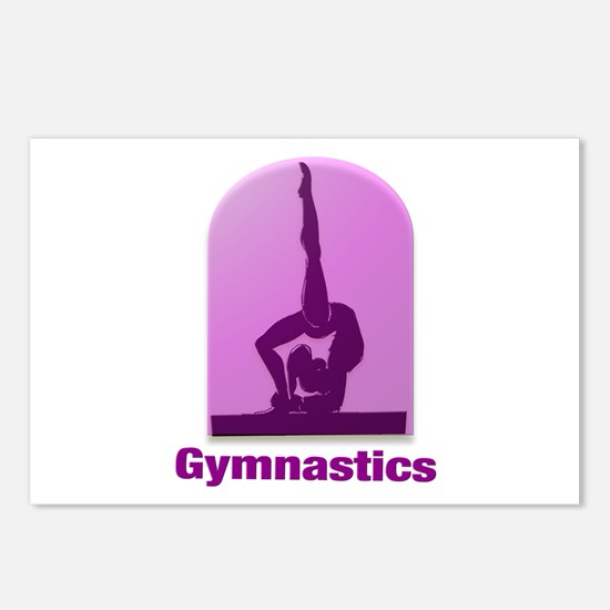 I Love Gymnastics #11 Postcards (Package of 8)