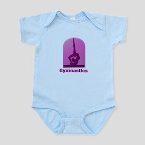I Love Gymnastics #11 Infant Bodysuit