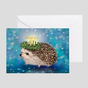 Light Show Greeting Card