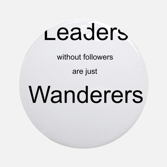 Leaders - Wanderers Ornament (Round)