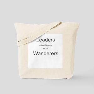 Leaders - Wanderers Tote Bag