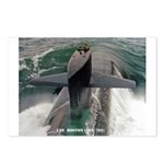 USS BOSTON Postcards (Package of 8)