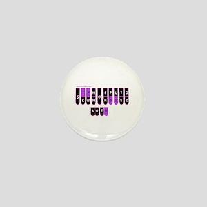 district818 Mini Button