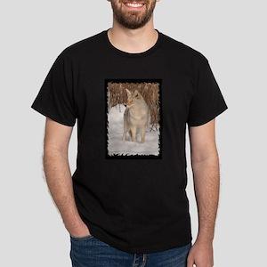 Winters Dog Dark T-Shirt