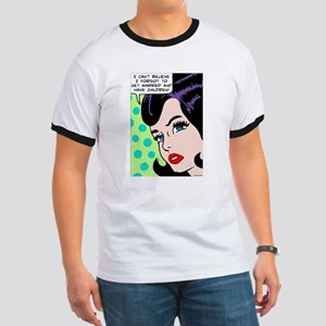 I can't believe, pop art girl Ringer T