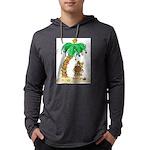 Desert Island Christmas Long Sleeve T-Shirt
