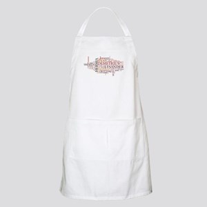 Midsummer Night's Wordle Apron