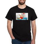 Waterski Santa T-Shirt