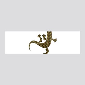 Camouflage Salamander 42x14 Wall Peel