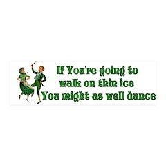 Dance 21x7 Wall Peel