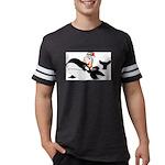 Santa's Whale Safari T-Shirt