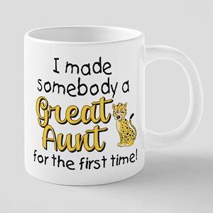 Great Aunt 20 oz Ceramic Mega Mug
