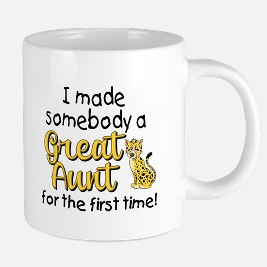 Great Aunt 20 oz Ceramic Mega Mug