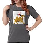 Camel Rodeo Santa T-Shirt