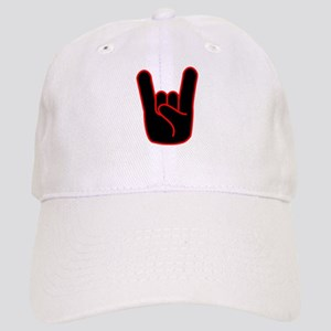 Heavy Metal Horns Cap