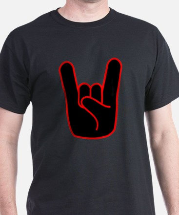 Heavy Metal Horns T-Shirt