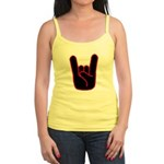 Heavy Metal Horns Jr. Spaghetti Tank