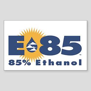 E-85 3x5 Sticker
