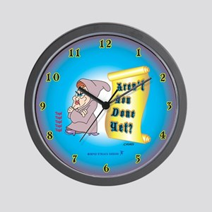 Yes There Is ... Wall Clock