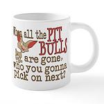 pitpullsgone.png 20 oz Ceramic Mega Mug