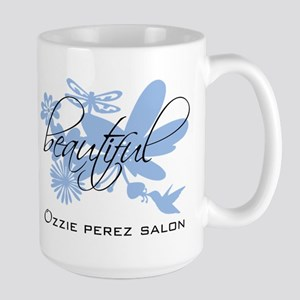 Ozzie Perez Salon Large Mug