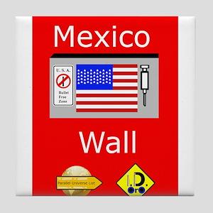 Mexico Wall Tile Coaster