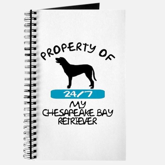 Chesapeake Bay Retriever Journal