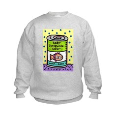 Baby Dumpling Soup Can Sweatshirt