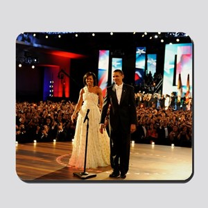 Barack Obama Inauguration Mousepad