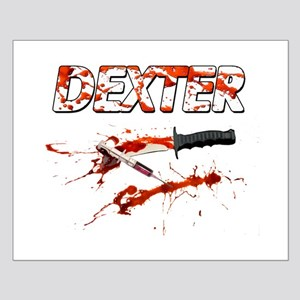 Dexter ShowTime Knife & syrin Small Poster
