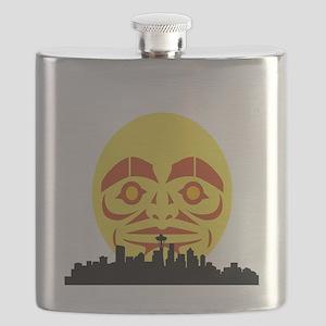 SEATTLES SPIRIT Flask