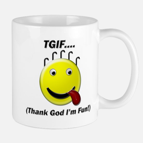 Thank God I'm Fun Mug