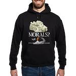 Money Over Morals Hoodie (dark)