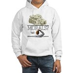 Money Over Morals Hooded Sweatshirt