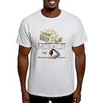 Money Over Morals Light T-Shirt