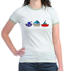 Boats and Sails T