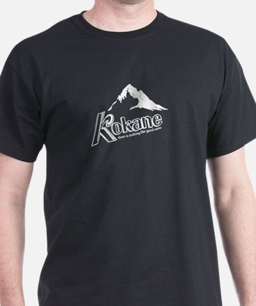 Kokane Black T-Shirt