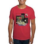 Floppy Disk Geek Dark T-Shirt