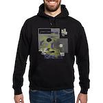 Floppy Disk Geek Hoodie (dark)