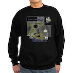 Floppy Disk Geek Sweatshirt (dark)