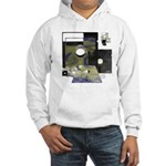 Floppy Disk Geek Hooded Sweatshirt